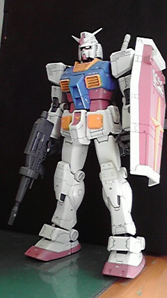 1/100 MG RX-78-2 Ver.OYW0079
